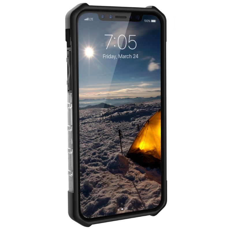 UAG - Plasma iPhone X/Xs Hoesje Ice Clear 02
