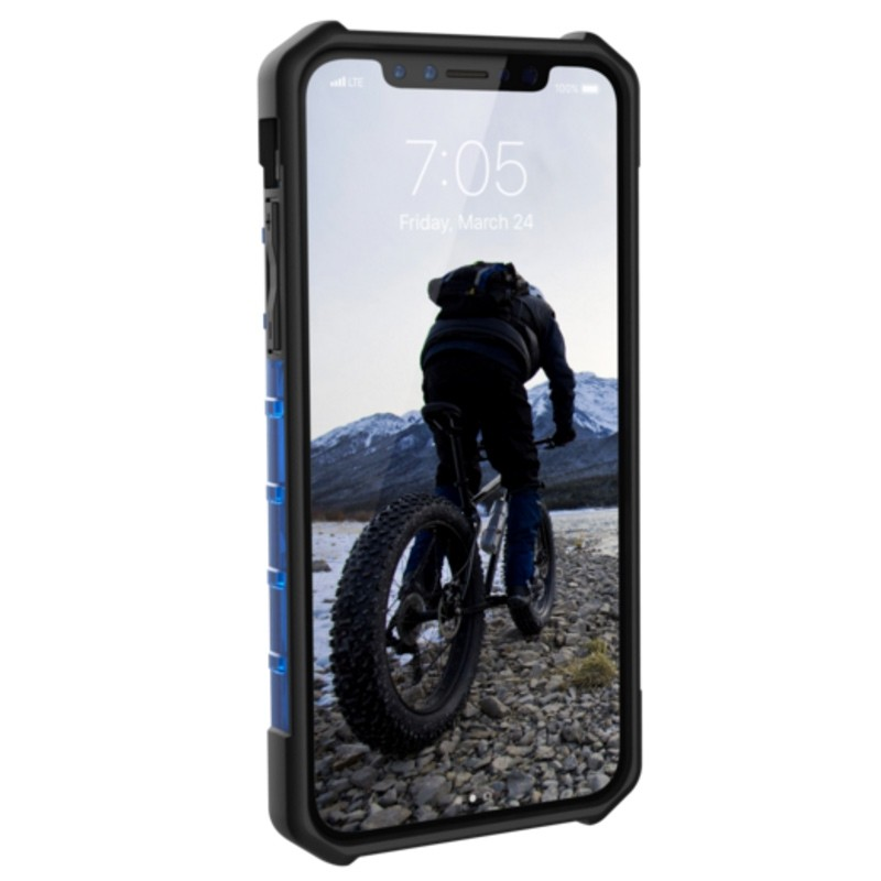 UAG - Plasma iPhone X/Xs Case Cobalt Blue 02