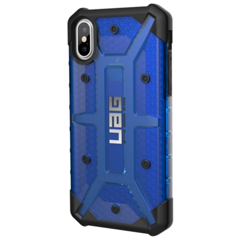 UAG - Plasma iPhone X/Xs Case Cobalt Blue 03
