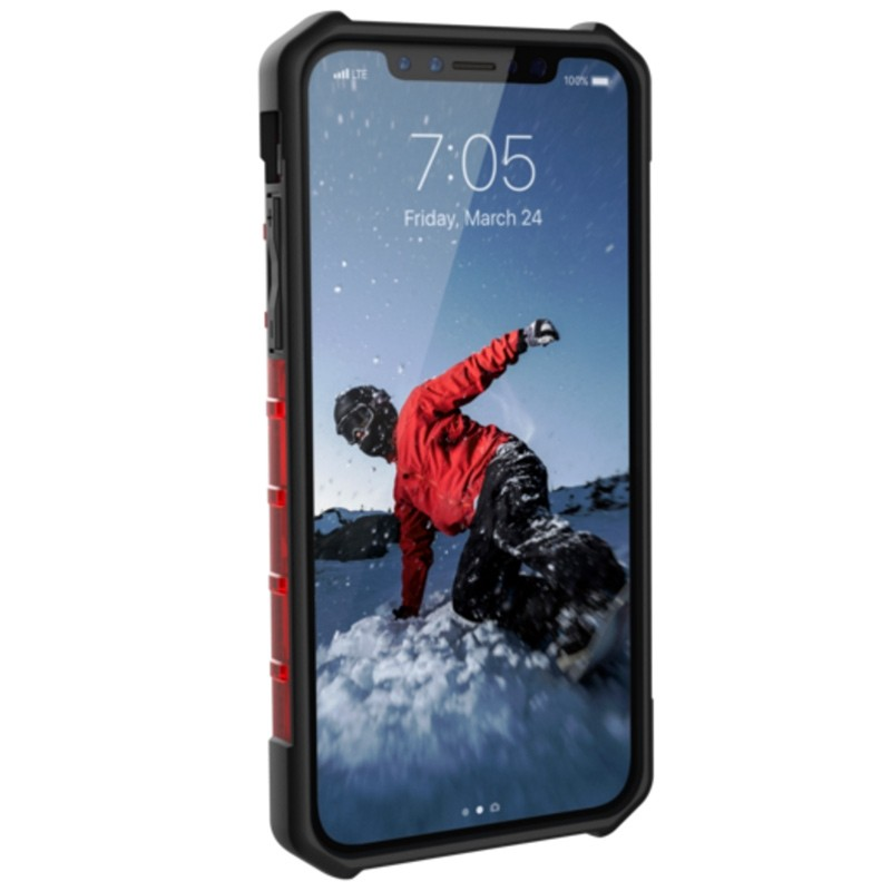 UAG - Plasma iPhone X/Xs Case Magma Red 02