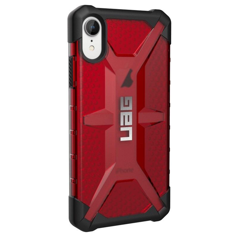 UAG Plasma iPhone XR Hoesje Rood 03
