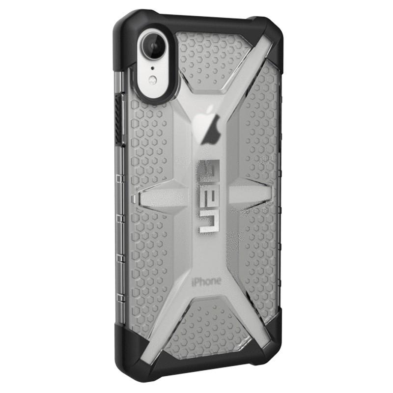 UAG Plasma iPhone XR Hoesje Transparant 03