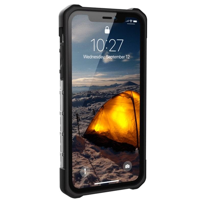 UAG Plasma iPhone XR Hoesje Transparant 02