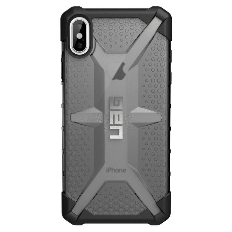 UAG Plasma Case iPhone XS Max Hoesje Ash 01