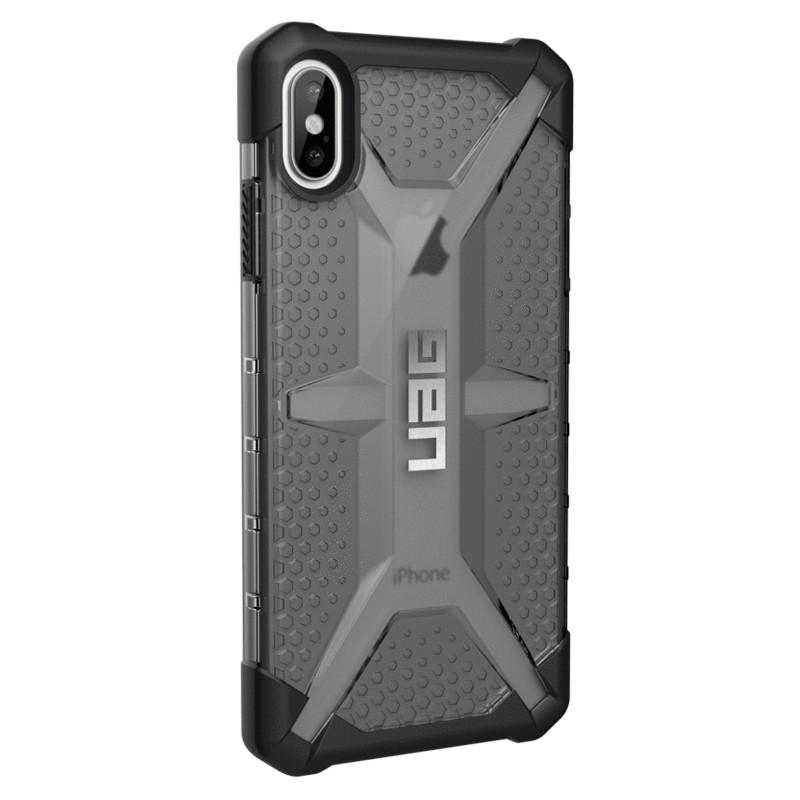 UAG Plasma Case iPhone XS Max Hoesje Ash 04