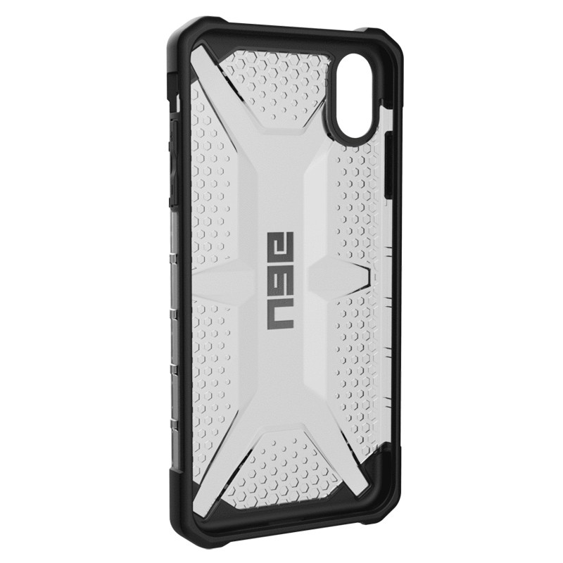 UAG Plasma Case iPhone XS Max Hoesje Ash 05