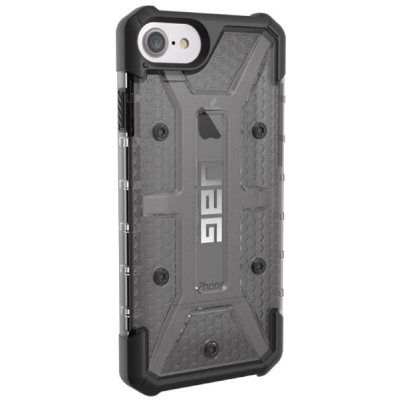 UAG Plasma Hard Case iPhone 7 Ash Black - 2