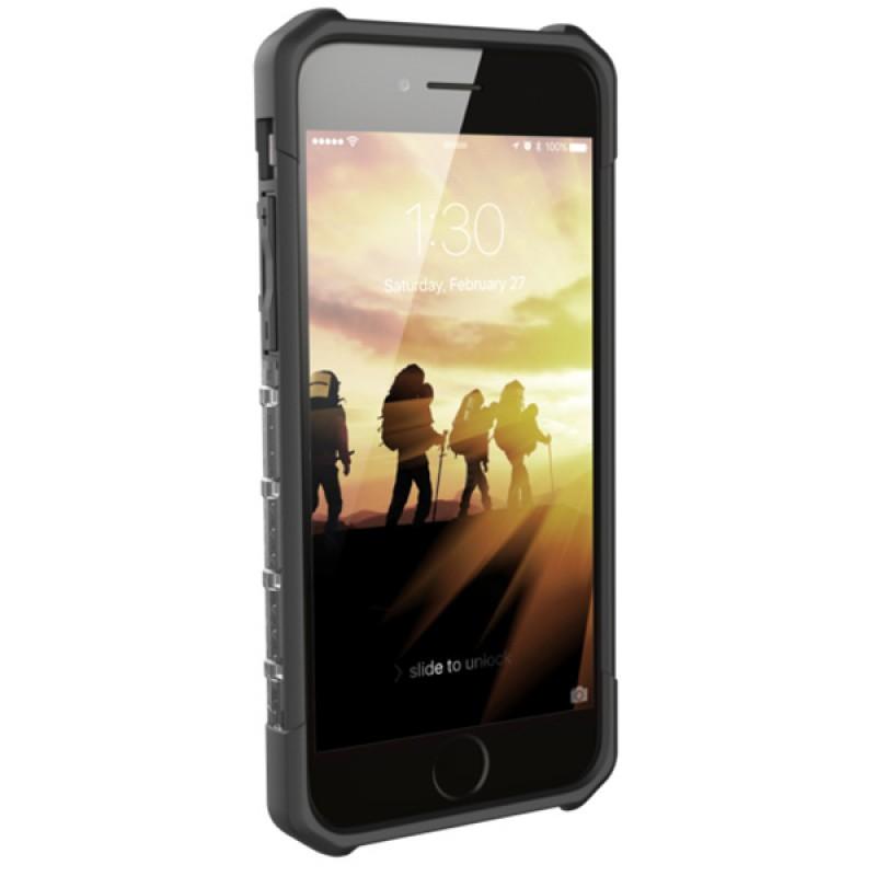 UAG Plasma Hard Case iPhone 7 Ash Black - 4