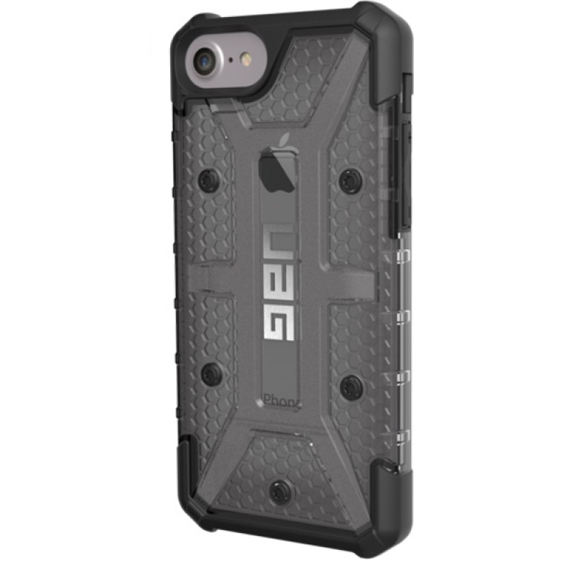 UAG Plasma Hard Case iPhone 7 Ash Black - 3