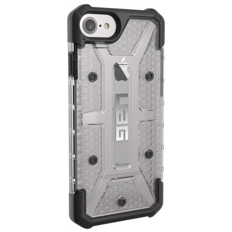 UAG Plasma Hard Case iPhone 7 Ice Clear - 3