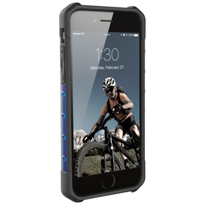 UAG Plasma Hard Case iPhone 7 Cobalt Blue - 4