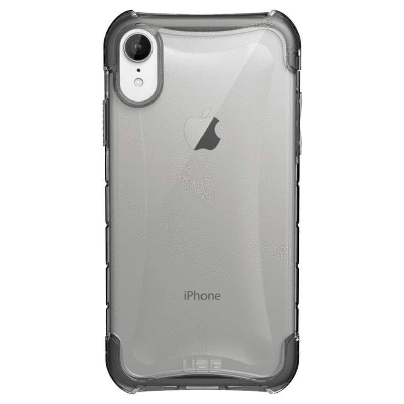 UAG Plasma iPhone XR Hoesje Ice Clear Transparant 01
