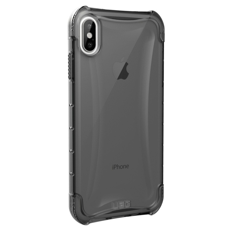 UAG Plyo iPhone XS Max Hoesje Ash 04