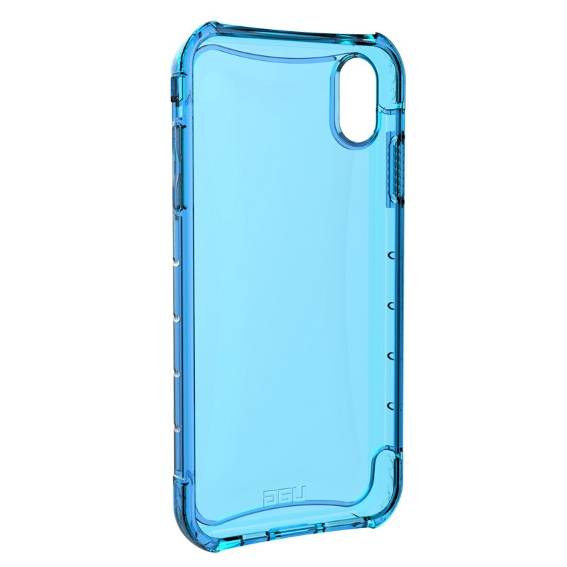 UAG Plyo iPhone XS Max Hoesje Artic Blue 05