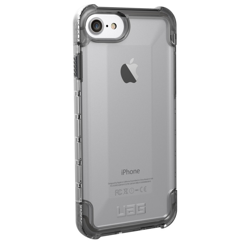 UAG Plyo Hard Case iPhone 8 / iPhone 7S / iPhone 6S / iPhone 6 Ice Clear 02