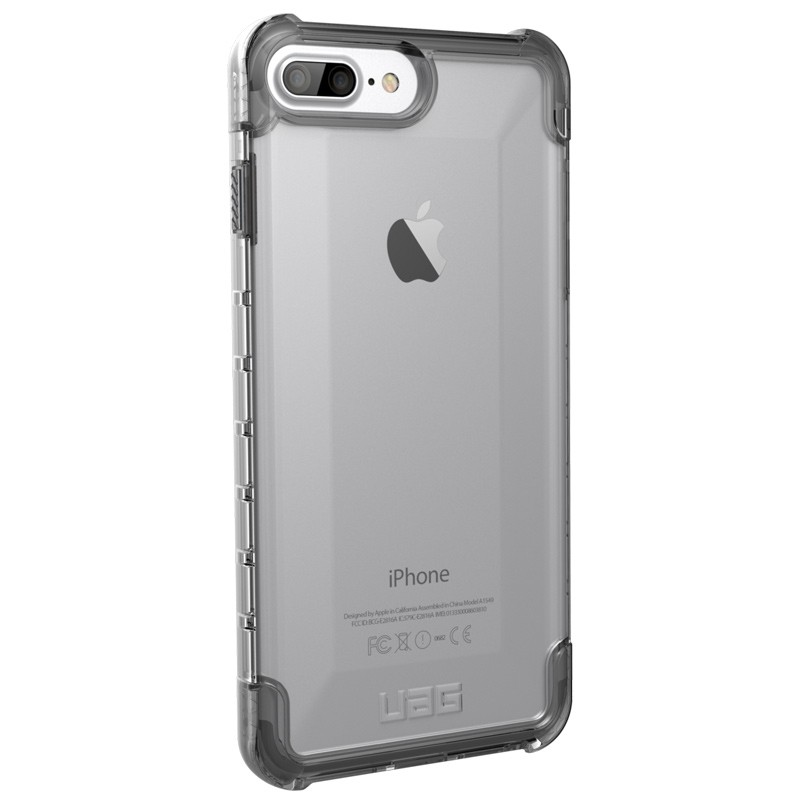 UAG Plyo iPhone 8 Plus / 7 Plus / 6S Plus / 6 Plus Ice Clear 02
