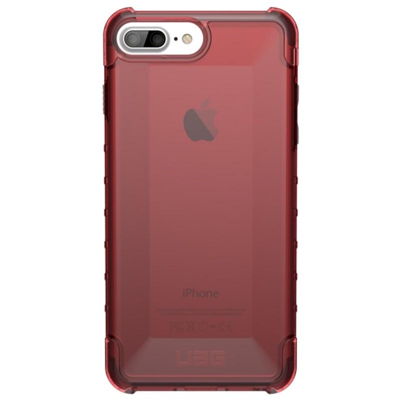 UAG Plyo iPhone 8 Plus / 7 Plus / 6S Plus / 6 Plus Crimson Red 01