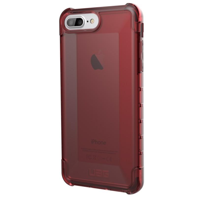 UAG Plyo iPhone 8 Plus / 7 Plus / 6S Plus / 6 Plus Crimson Red 03