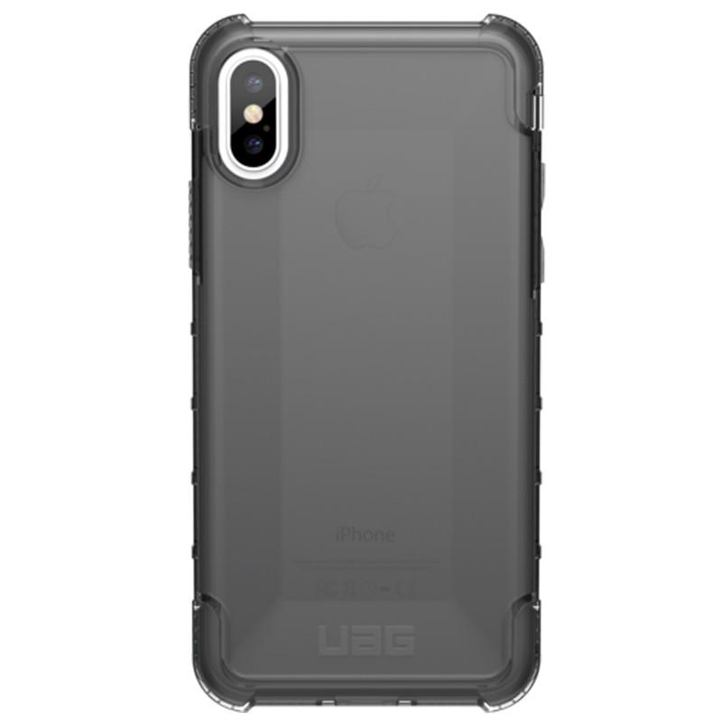 UAG Plyo iPhone X/Xs Hard Case Ash Black 01