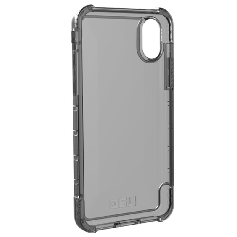 UAG Plyo iPhone X/Xs Hard Case Ash Black 05