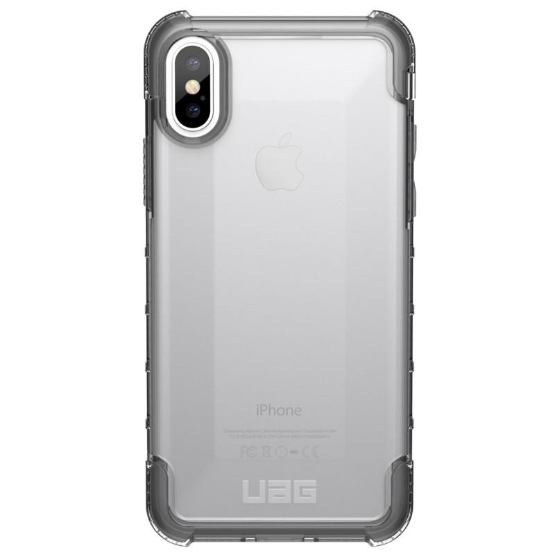 UAG Plyo iPhone X/Xs Hard Case Ice Clear 01