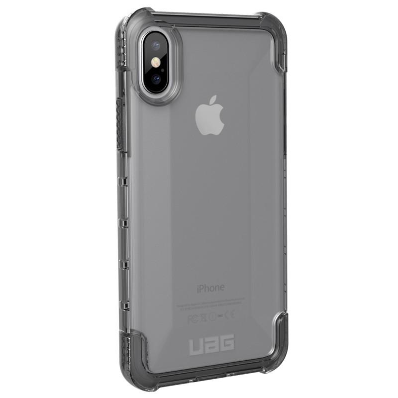 UAG Plyo iPhone X/Xs Hard Case Ice Clear 02