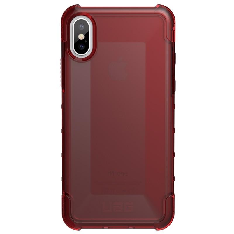 UAG Plyo iPhone X/Xs Hard Case Crimson Red 01