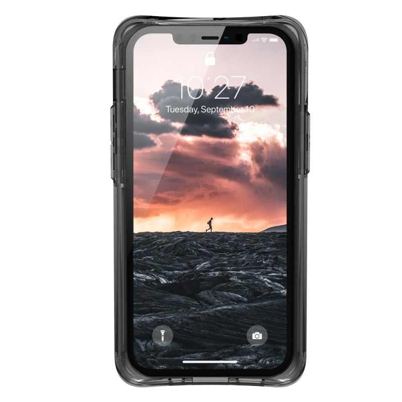 UAG Plyo iPhone 12 Mini Smoke Black - 2