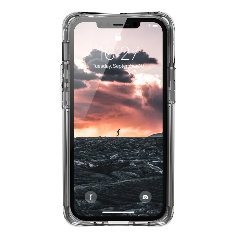 UAG Plyo Case iPhone 12 / 12 Pro 6.1 Ice Clear - 2