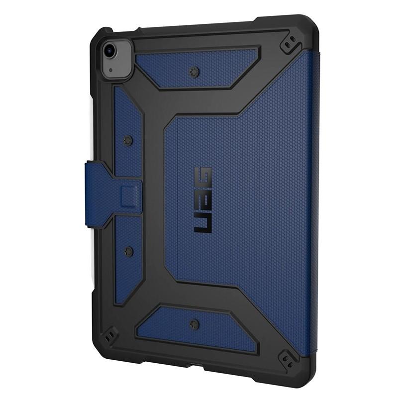 UAG Metropolis iPad Air 10.9 (2020) / iPad Pro 11 inch (2021/2020/2018) Folio Hoes Blauw 05