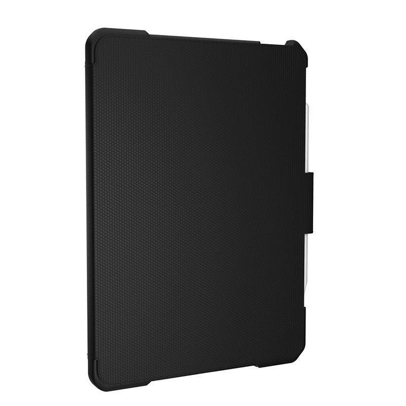 UAG Metropolis iPad Air 10.9 (2020) / iPad Pro 11 inch (2021/2020/2018) Folio Hoes zwart 01