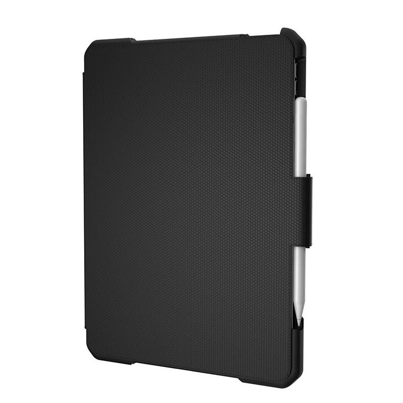 UAG Metropolis iPad Air 10.9 (2020) / iPad Pro 11 inch (2021/2020/2018) Folio Hoes zwart 04