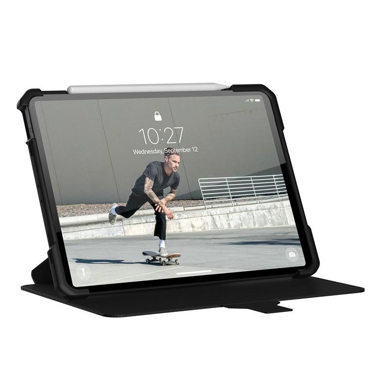 UAG Metropolis iPad Air 10.9 (2020) / iPad Pro 11 inch (2021/2020/2018) Folio Hoes zwart 06