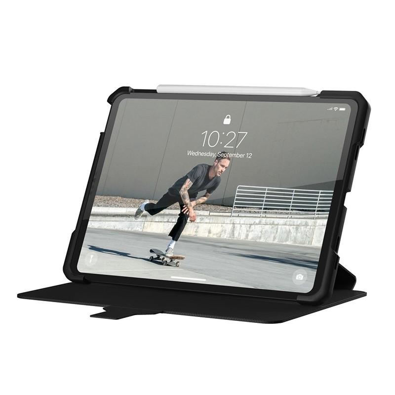 UAG Metropolis iPad Air 10.9 (2020) / iPad Pro 11 inch (2021/2020/2018) Folio Hoes zwart 05