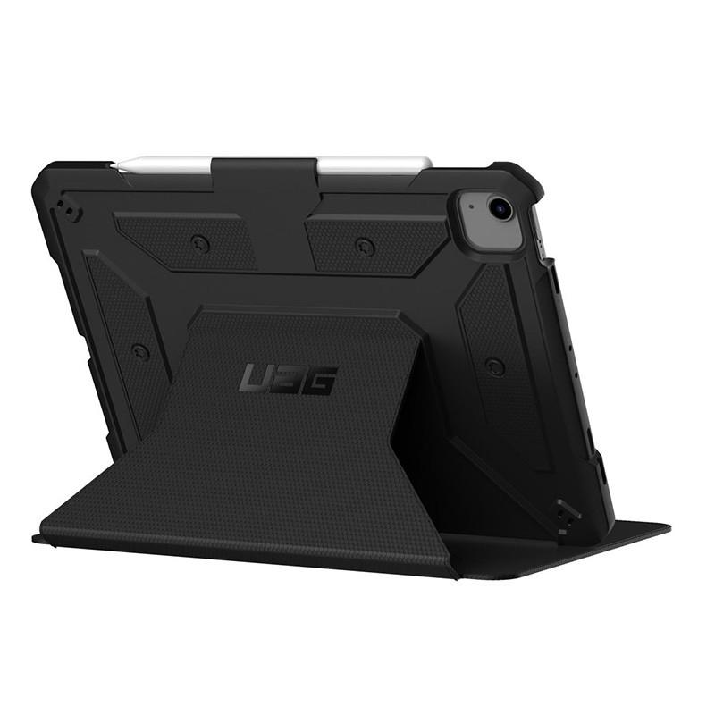 UAG Metropolis iPad Air 10.9 (2020) / iPad Pro 11 inch (2021/2020/2018) Folio Hoes zwart 02