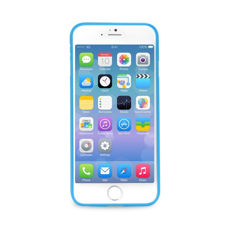 Puro UltraSlim Backcover iPhone 6 Plus Blue - 2