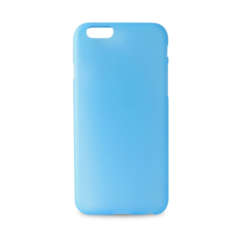 Puro UltraSlim Backcover iPhone 6 Plus Blue - 7