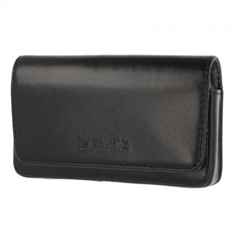Valenta Arezzo Holster iPhone 5/5S/5C Black - 1