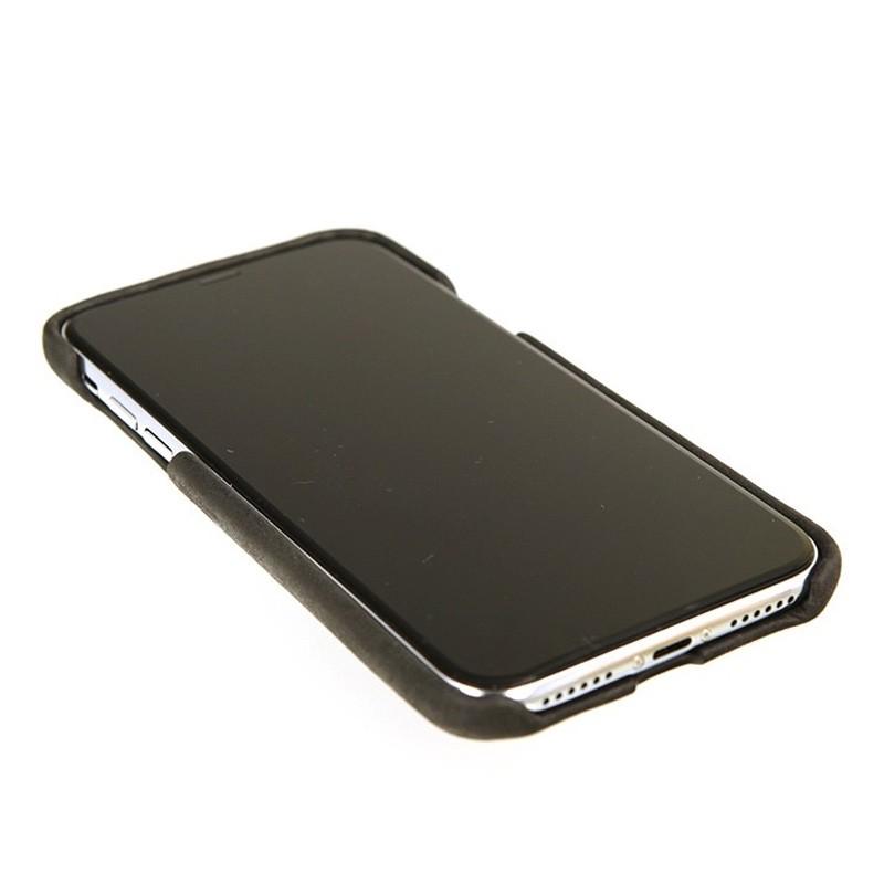 Valenta Back Cover Classic iPhone X/Xs Vintage Black - 5