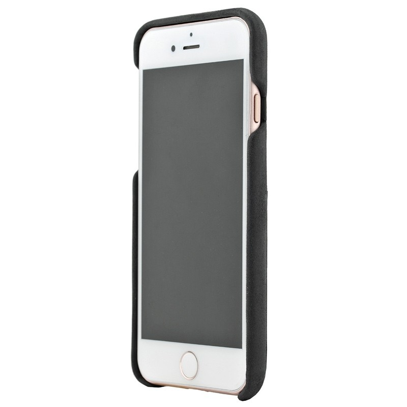 Valenta - Back Cover Classic Luxe iPhone 8/7 vintage black 03