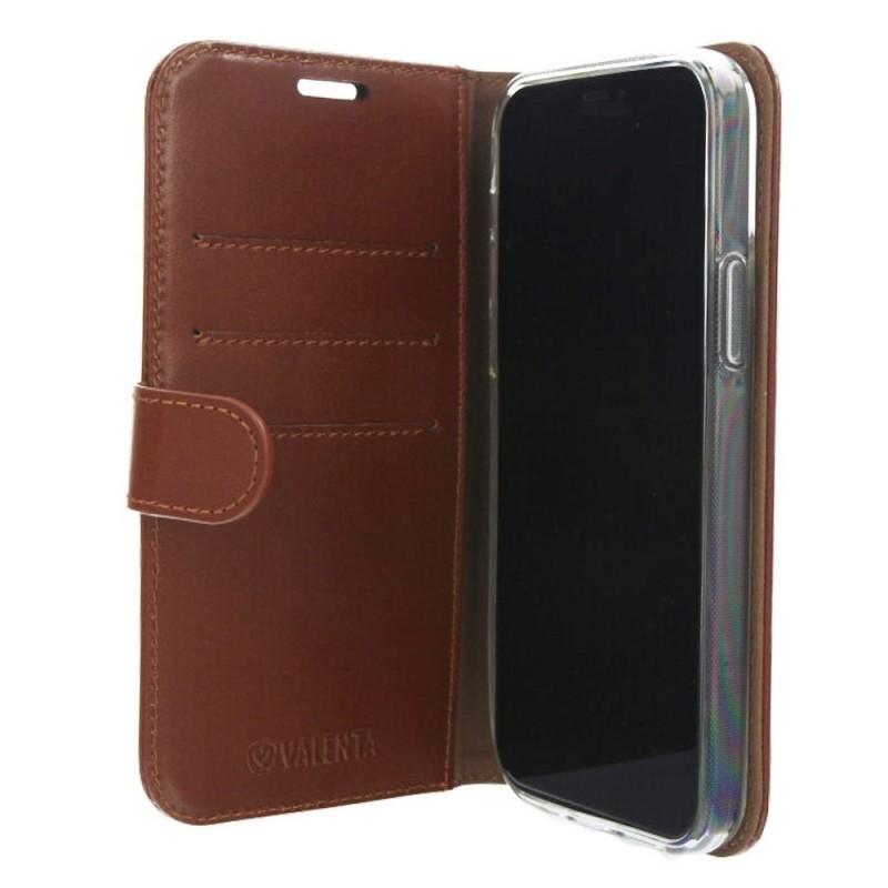 Valenta Booklet Classic iPhone 12 / 12 Pro Bruin - 8