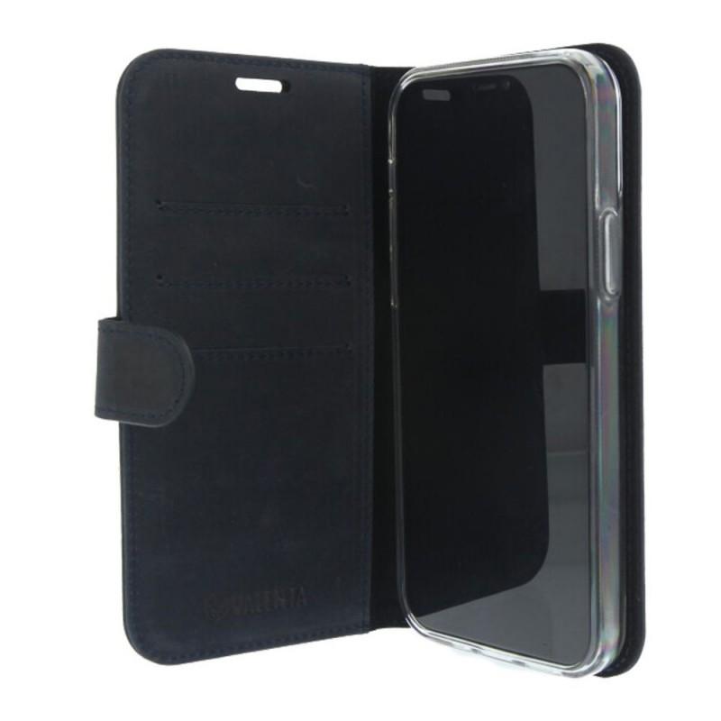 Valenta Booklet Classic iPhone 12 / 12 Pro Blauw - 8
