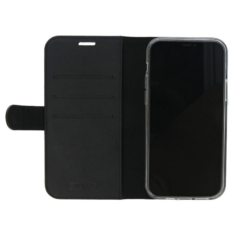 Valenta Booklet Classic iPhone 12 / 12 Pro Zwart - 5