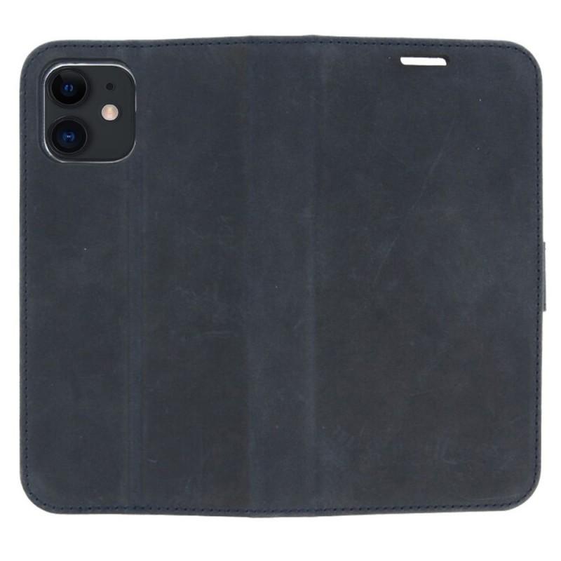 Valenta Booklet Classic iPhone 12 Mini Blauw - 3
