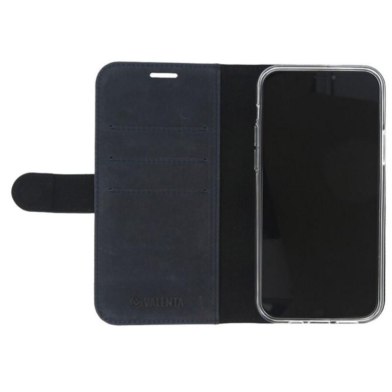 Valenta Booklet Classic iPhone 12 Mini Blauw - 6