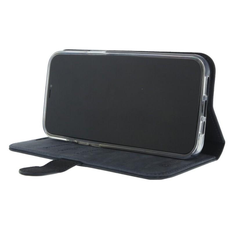 Valenta Book Case Classic iPhone 12 Pro Max Blauw - 4