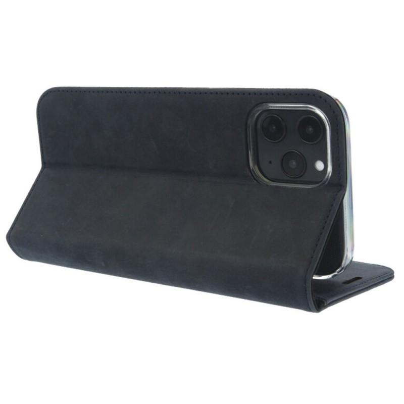 Valenta Book Case Classic iPhone 12 Pro Max Blauw - 5
