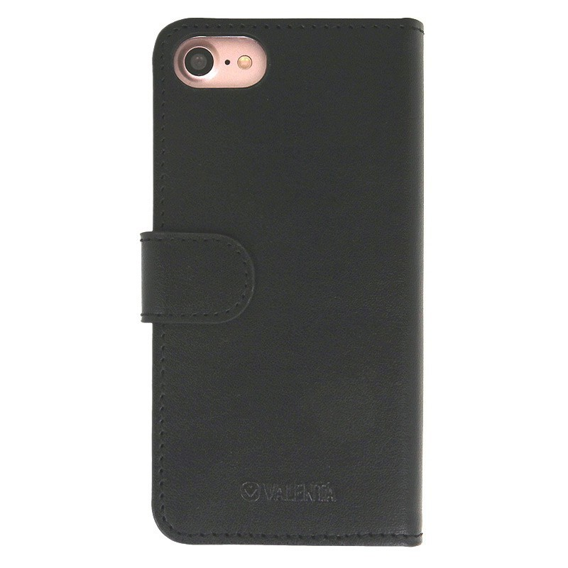Valenta Book Cover Classic Luxe iPhone 7 Black - 3