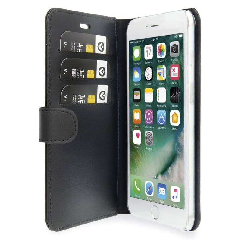 Valenta Booklet Classic Luxe iPhone 7 Plus Black - 1