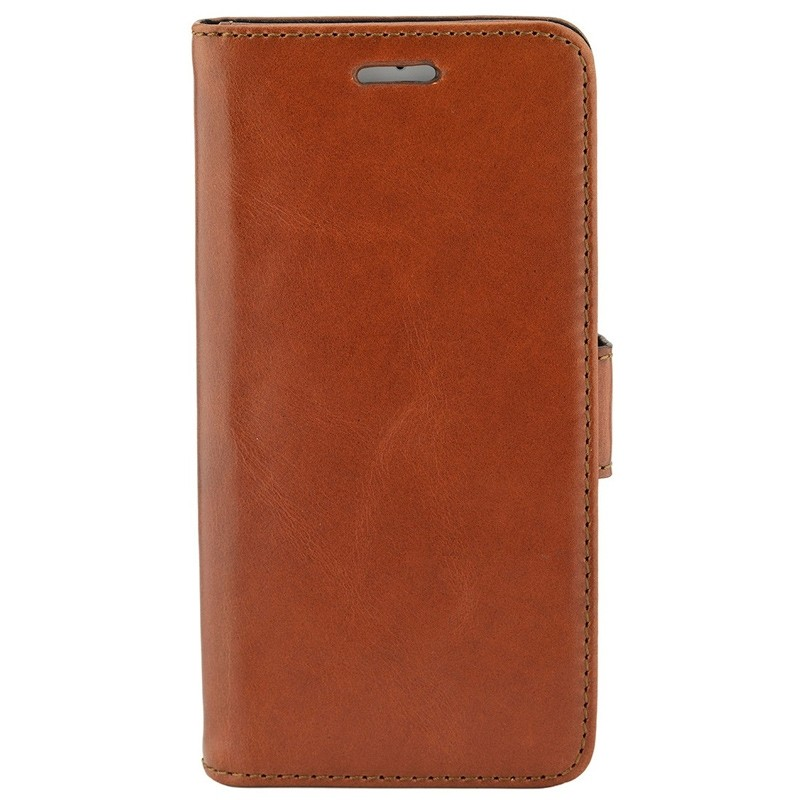 Valenta Booklet Classic Luxe iPhone 8 Plus/7 Plus brown 01